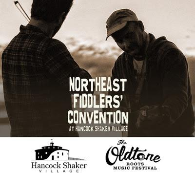 The Northeast Fiddlers Convention, June 9, Hancock Shaker Village