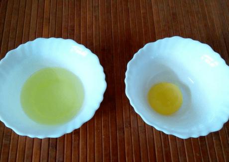 Egg Yolk Scramble for Babies