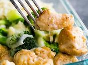 Carb Cheesy Chicken Rice