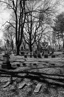 Image City Assignments: Cemetery Shots