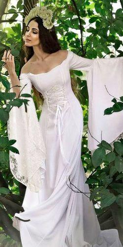 Medieval Wedding Dresses For Non Traditional Wedding Paperblog