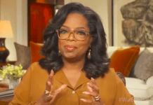 Watching Oprah