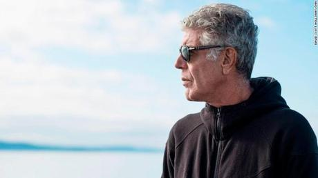 CNN's Anthony Bourdain Dead From Apparent Suicide