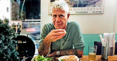 Outspoken Trump & Putin Critic Anthony Bourdain Dies Mysteriously