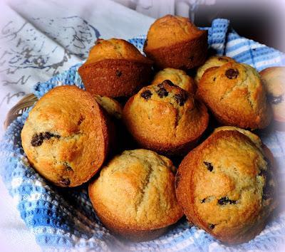 Bake Shop Chocolate Chip Muffins