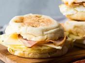 Copycat Starbucks White Breakfast Sandwich