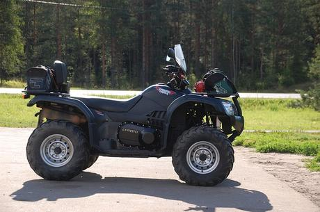 What Is The Difference between an ATV and a UTV
