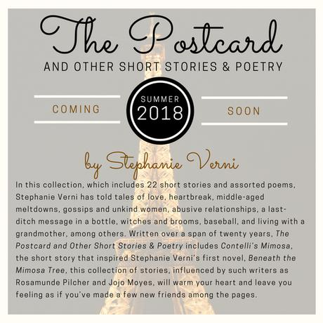 Book Promotion: The Postcard and Other Short Stories & Poetry