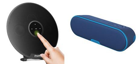Wireless Speaker for tech savvy music lover