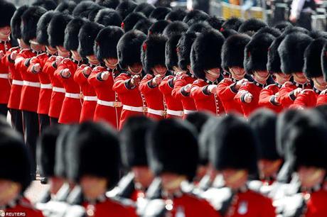 Guardsman Charanpreet Singh Lall makes history in UK