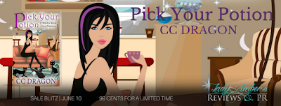 Pick Your Potion by CC Dragon