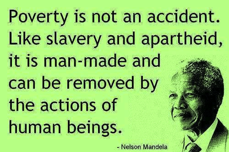Poverty Is Man-Made - Is That Morally/Fiscally Justifiable?