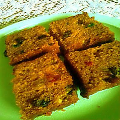 Kek Kukus (Steamed Cake) Recipe @ treatntrick.blogspot.com