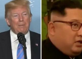 Donald Trump & Kim Jong Un Arrive In Singapore For Historic Summit