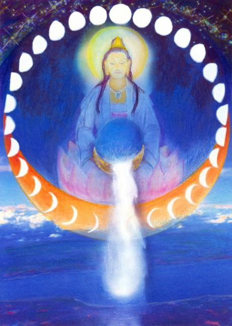 Cancer – The Reflections of the Divine Mother
