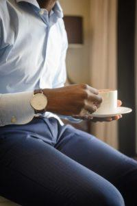 Is Daniel Wellington already dominating the world of watches?