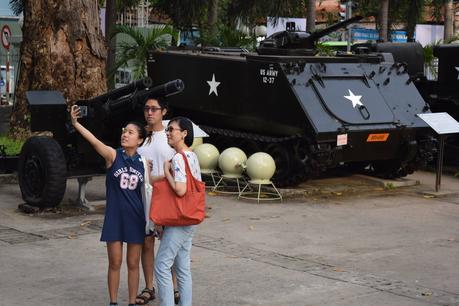 war on tourists