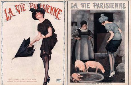 1919---Georges-Léonnec-La-Vie-Parisienne-