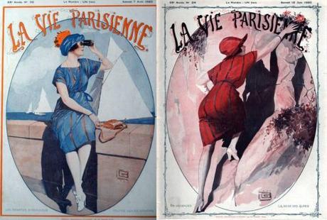 1920---Georges-Léonnec-La-Vie-Parisienne