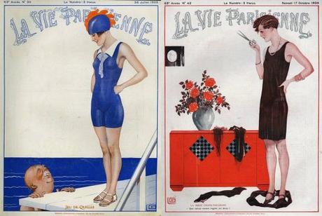 1925---Georges-Léonnec-La-Vie-Parisienne