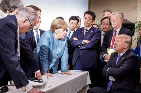 Trump against the world?