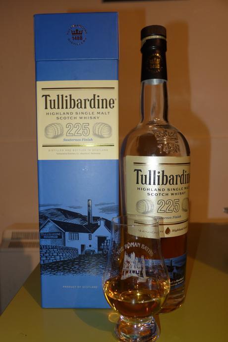 Tasting Notes: Tullibardine: 225 Sauternes Finish
