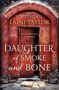 Daughter Of Smoke And Bone – Laini Taylor