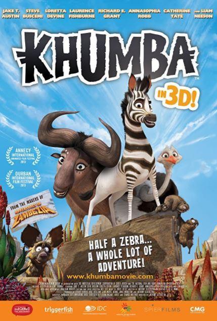 ABC Film Challenge – Animation – K – Khumba (2013)