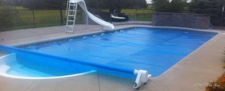 Solar Pool Blanket_Swimming pool money saving