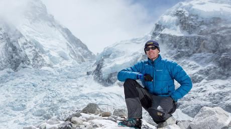 Outside Interviews Seven Summit Record Holder
