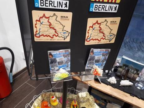 World Borders: Crossing the Former Berlin Wall from East Germany (DDR) into West Germany (FROG)