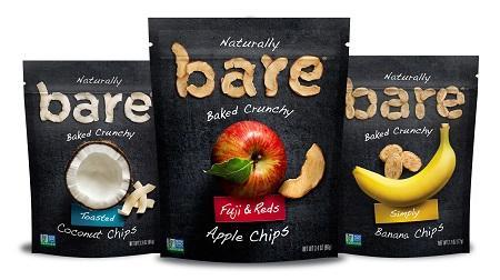 PepsiCo acquires Bare Snacks
