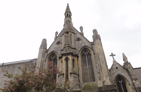 Canterbury, England: of ancient history and stories set in stone