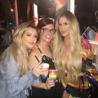Kim Zolciak Biermann debuts new song WIG at Stoli Key West Cocktail Contest 2018