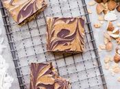 Chocolate Almond Butter Crispy Bars (Gluten Free Vegan)