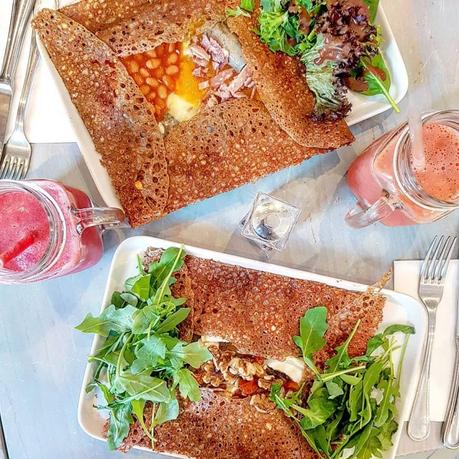 Eating Out|| Chelsea Creperie