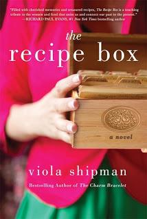 The Recipe Box by Viola Shipman- Feature and Review