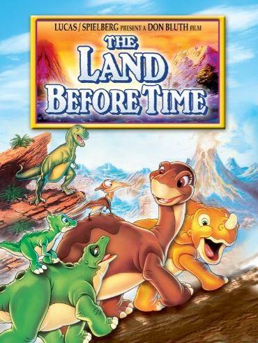 ABC Film Challenge – Animation – L – The Land Before Time (1988)