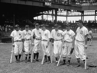 Image: Baseball All Stars 1937, by WikiImages on Pixabay