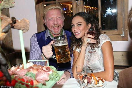 sad Boris Becker forced to auction his trophies and personal wealth