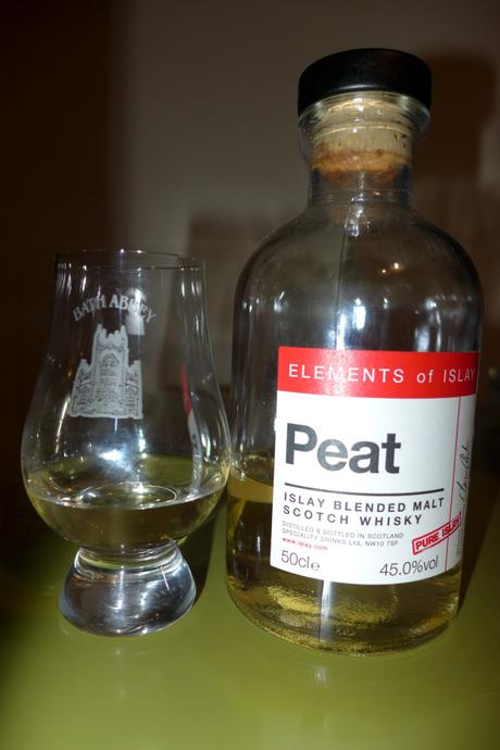 Tasting Notes: Elements Of Islay: Peat