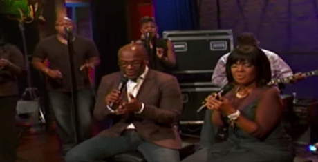 3rd Annual Black Music Honors-Honorees BeBe and CeCe Winans