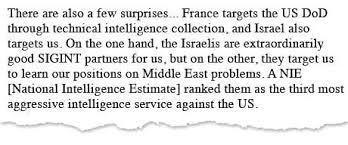 Israeli Intelligence Keeps Its Qualitative Edge