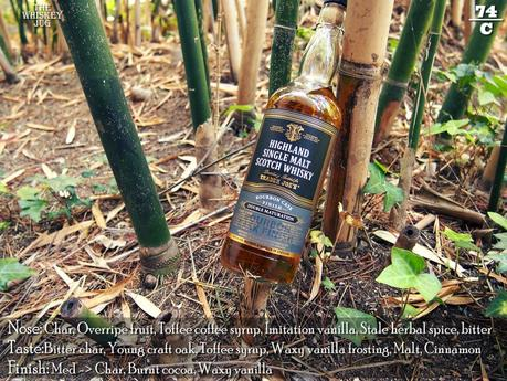 Trader Joes Highland Malt Bourbon Cask Finish Review