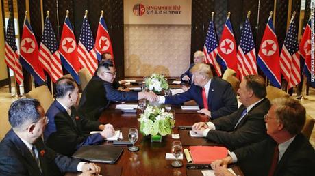 The Orange Dotard Gets Played By A Tin-Pot Dictator
