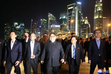 KJU Does Singapore (Three Days Without You, Thought I'd Forget) Volume I
