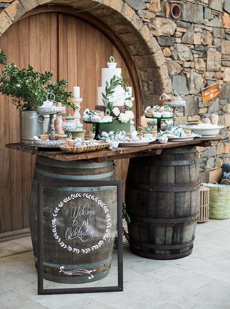 chic stylish soft tones wedding decoration ideas-36x