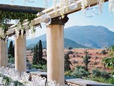 Chic Stylish Wedding Decoration Soft Tones