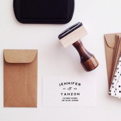 paper fix | diy business cards