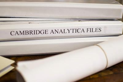 Cambridge Analytica Aren't to Blame for Data Theft, You Are!